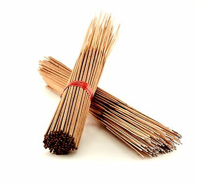 "Incense Sticks 19"" Inch Jumbo Hand Scented 15 pk You Pick Scent Buy 3 Get 1 Free"