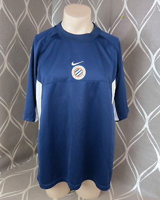 Montpellier Herault Sport Club 1974 home training shirt Nike size XL
