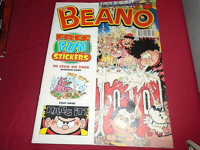 THE BEANO #3000 January 15th 2000  UK  British Comic
