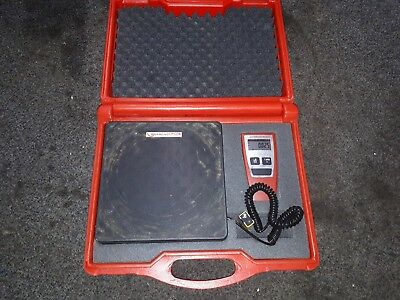 Rothenberger 120kg Electronic Air Conditioning Refrigerant Scales