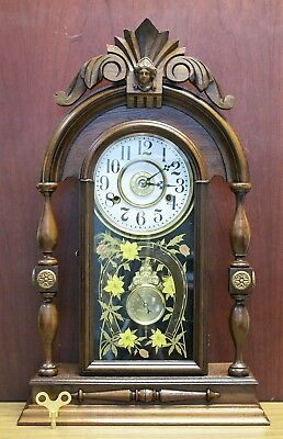 New Haven kitchen mantle clock No.3568