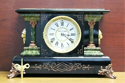 Seth Thomas mantle clock Sparta