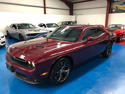 2017 17 Dodge Challenger 3.6 SXT Plus Auto, Only 1300 Miles