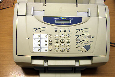Fax Brother Mfc 9060