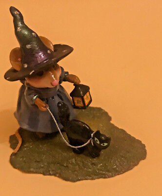 "Wee Forest Folk LIMITED ""The witches catwalk""  Retired"