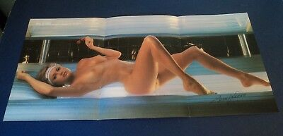 Playboy CENTERFOLD - October, 1983  TRACY VACCARO