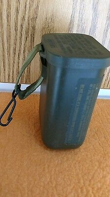 Military Original Decontamination Kit New U.s.a. Survivalist First Aid Etc