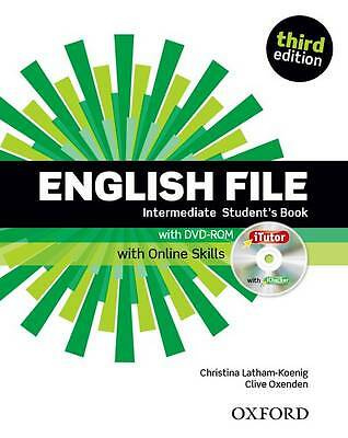 English File Third Edition Intermediate Student's Book With Online Skills
