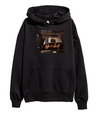 a663d4dfaf5 The Notorious BIG Life After Death York Hoodie Hip Hop Rap Biggie merch  Black