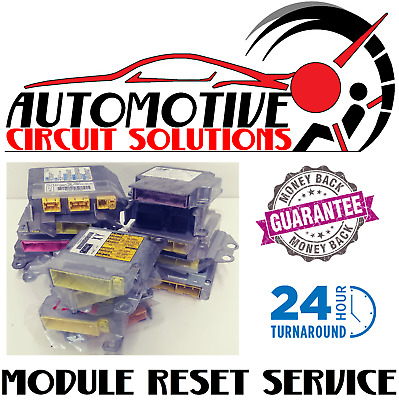 FITS CHEVROLET CHEVY SRS AIRBAG COMPUTER MODULE RESET SERVICE RESTRAINT CONTROL