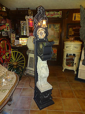 Vintage SculptoScope no Mutoscope Arcade PeepShow StereoViewer Machine SteamPunk