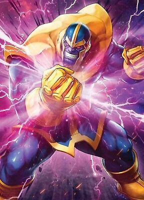 Astonishing X-Men 16 Yoon Lee Thanos Marvel Battle Lines Variant Nm