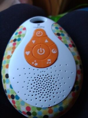 Mybaby by Homedics Soundspa On the Go Lullaby  0 to 12 months
