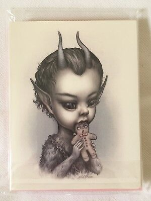 Mab Graves Special Holiday Card Set of 8 Cards