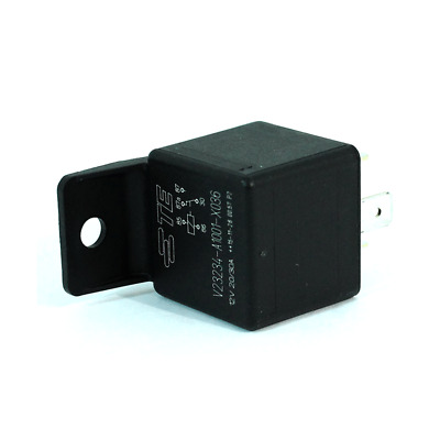 Bosch-Tyco 332209150 High Current Mini Relay, SPDT, 40A, 12V