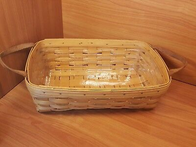 Longaberger 1998 Pantry Basket