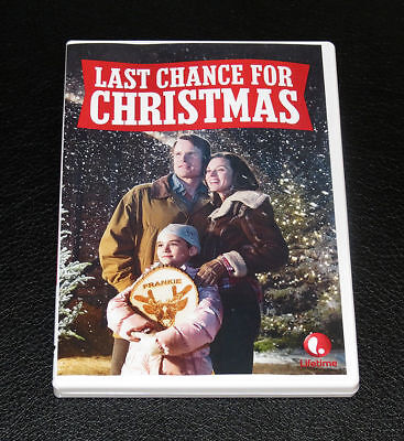Last Chance For Christmas.Last Chance For Christmas Dvd 2015 Tv Movie New Sealed