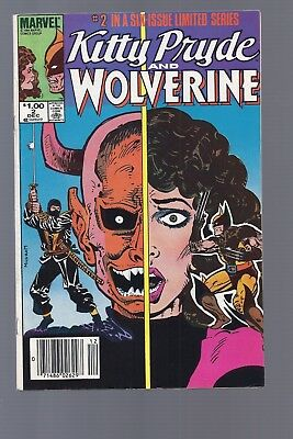 Canadian Newsstand Edition $1.00 Price Variant Kitty Pryde Wolverine #2