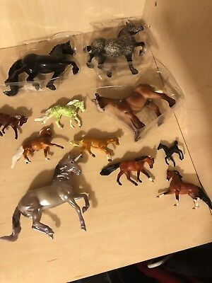 Breyer Stablemates Minnie Whinnies Lot *INCLUDES ALBOROZO AND EMERALD*