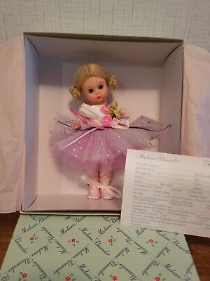 Madame Alexander Lilac Ballet Recital - 17650 Nwt In Box Mint Condition