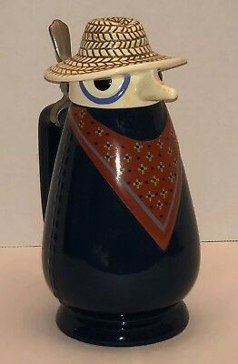 Farmer Mugee Vintage Utica Club Schultz & Dooley Beer Stein by WEBCO Germany