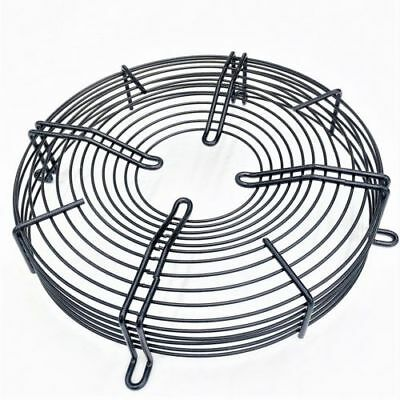 330 mm Commercial Condenser Fan Cover Metal Wire Grill Guard for 300mm Axial Fan