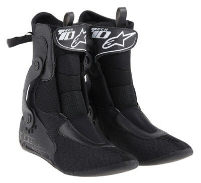 Alpinestars Mens Tech 10 Replacement Inner Booties Boot Liners Pair