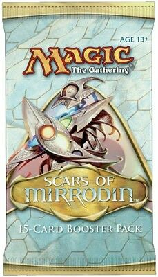 * Scars of Mirrodin - Booster Pack x 1 * Brand New - From Sealed Box MTG