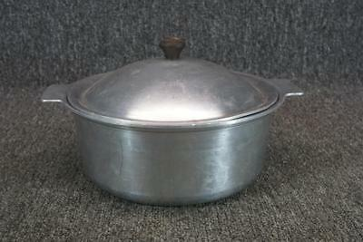 """Kitchen Craft 9.25"""" Wide Stove Pot With Inset Bowl & Lid"""