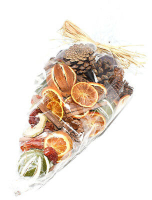 500g DRIED CHRISTMAS FRUIT SELECTION ORANGES LIMES CRAFT WREATH FLORIST XMAS