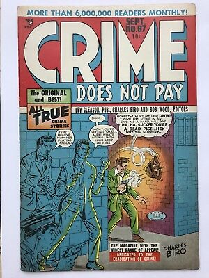 Crime Does Not Pay 67