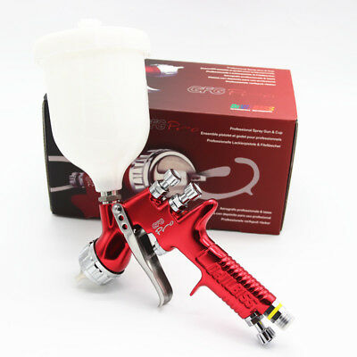 Spray Gun HVLP Devilbiss GFG Professional 1.3/1.8 Vehicle Paint Car Painted New