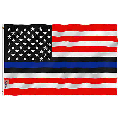 Anley Fly Breeze 3x5 Foot Donald Trump 2020 Flag-Vivid Color-Double Stitched