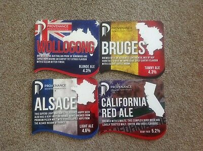 Hydes Brewery Provenance Beer Pump Clips X 4