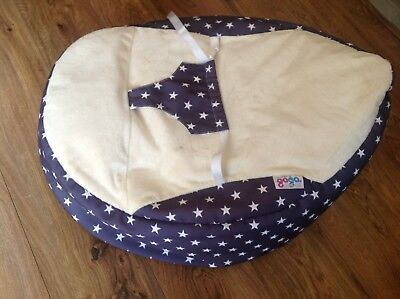 Rucomfy Gaga Baby Beanbag Chair