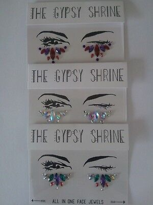 The Gypsy Shrine Festival All In One Face Jewels Sealed