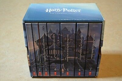 Harry Potter Complete Book Series Special Edition Boxed Set JK Rowling