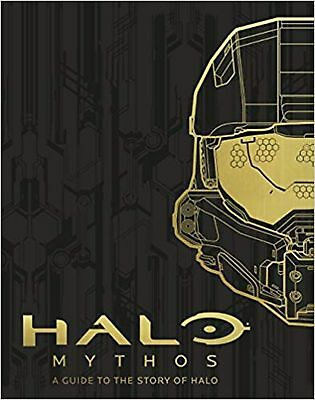 HALO Mythos: A Guide To The Story Of Halo Book