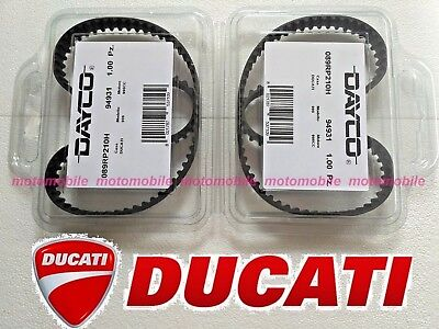 KIT DAYCO 94931 TIMING BELT DUCATI 996 998 999 749 S4 replaces DUCATI 73740123A