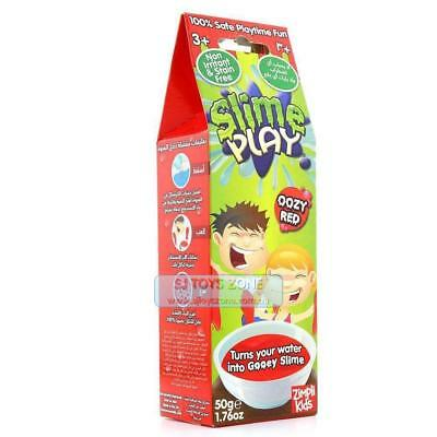 Slime Play Turns Your Water Into Gooey Slime 100% Safe - Red