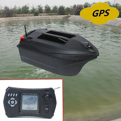GPS Positioned Type RC Fishing Bait Boat Sonar Fishes Detection Boat TL-380D