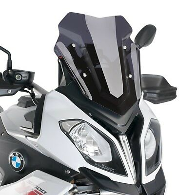 Bmw S 1000 Xr 2015 > 2016 Cupolino Puig Doppia Bolla Fumé Scuro Racing