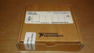 National Instruments NI-9205 Analog Input Module - Sealed in Factory Packaging
