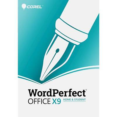 WordPerfect® Office X9 Home & Student Edition - Windows