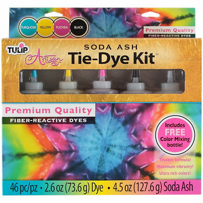 Tulip Artisan Soda Ash Tie-Dye Kit- BEST VALUE IN EUROPE - NEW NEW NEW - ILTC