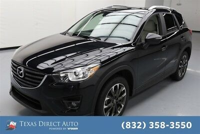 Mazda CX-5 Grand Touring Texas Direct Auto 2016 Grand Touring Used 2.5L I4 16V Automatic AWD SUV Bose