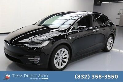 Tesla Model X 75D 4dr SUV AWD Texas Direct Auto 2017 75D 4dr SUV AWD Used Automatic AWD Premium