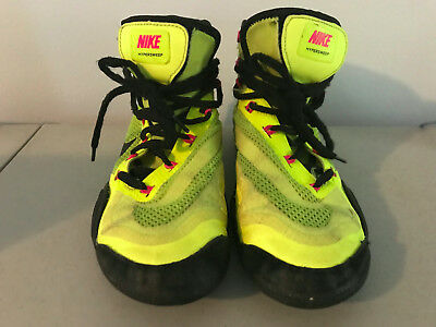 pretty nice 5835f 46e9c Boxing shoes NIKE HyperKO red black Source · coupon hypersweep 6caad 73bc9