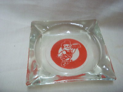 Vintage Big Boy Restaurant Ash Tray