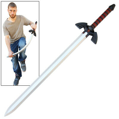 Dark Link Legend of Zelda Master Foam Sword  Cosplay Replica Halloween  Costume